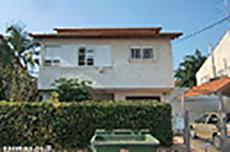 Ra'anana M apu street