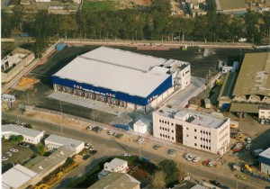Tnuva's Distribution Center – Haifa