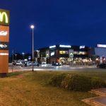 McDonalds and Spar, Zadar