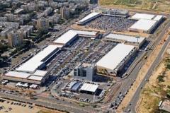 Ashdod, Israel - 35.000 m2 shopping center